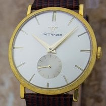 Wittnauer watches all prices for wittnauer watches on chrono24 wittnauer swiss made mens 1960s manual 14k gold men39s luxury sciox Choice Image