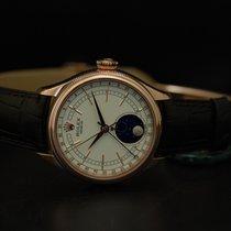 Rolex Cellini  Perpetual rose gold 50535