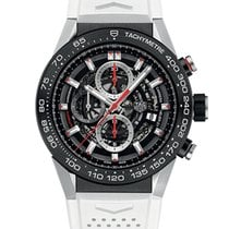 TAG Heuer Carrera Calibre HEUER 01 new 2019 Automatic Watch with original box and original papers CAR2A1Z.FT6051