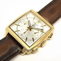 TAG Heuer Monaco 18K Yellow Gold CW5140