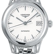 Longines Flagship Steel 26mm White United States of America, New York, Airmont