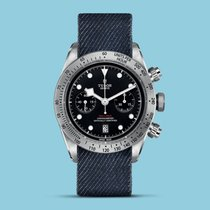 Tudor Black Bay Chrono Zeljezo