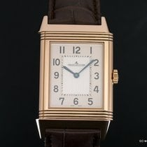 Jaeger-LeCoultre Grande Reverso Ultra Thin Rose gold Silver