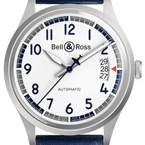 Bell & Ross Steel 38.5mm Automatic BR V1 new