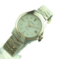 Ebel Damen Uhr Automatik Wave Grande 1216322 Neu  OVP