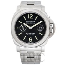 Panerai Luminor Marina Automatic PAM00299 Very good Steel 44.00mm Automatic
