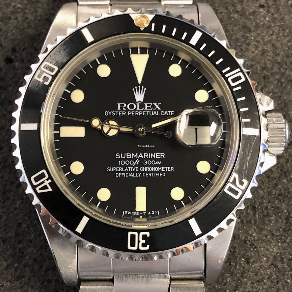 c9c957c5292 Rolex Submariner - all prices for Rolex Submariner watches on Chrono24