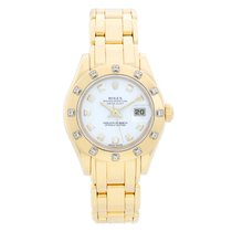 Rolex Lady-Datejust Pearlmaster 69318 occasion