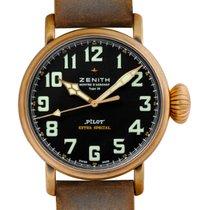 Zenith Pilot Type 20 Extra Special novo 45mm Bronze