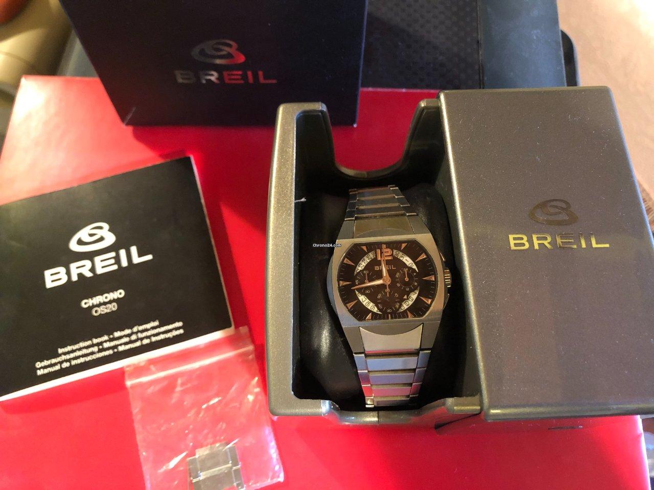 3a01b638d76 Orologi Breil - Tutti i prezzi di orologi Breil su Chrono24
