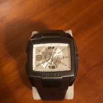 Diesel Steel 49mm Manual winding DZ1216 pre-owned