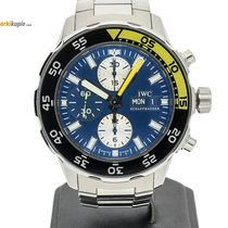 IWC Stål 44mm Automatisk IW376701 ny