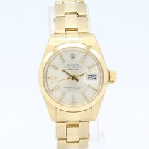 Rolex Oyster Perpetual Lady Date 6916 1978 usados