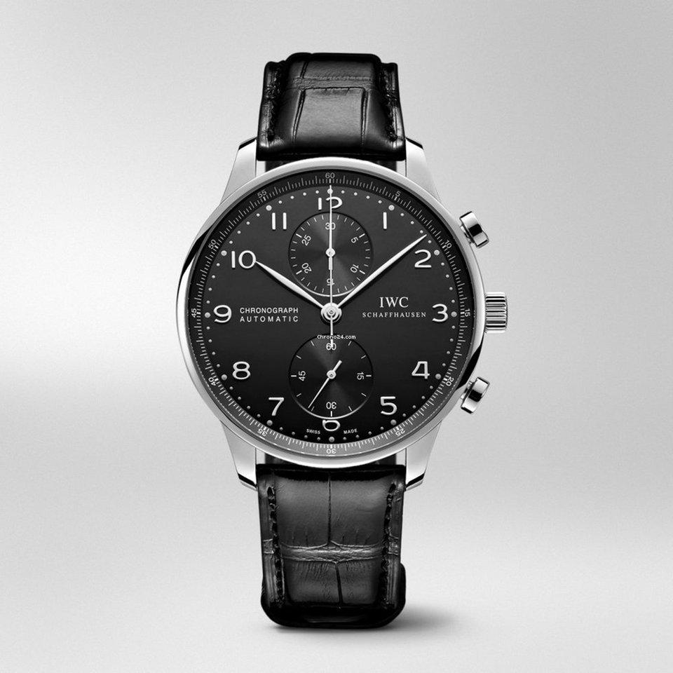 IWC Portuguese Chronograph IW371447 2020 new