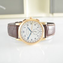 A. Lange & Söhne Rose gold Manual winding 38.5mm pre-owned 1815