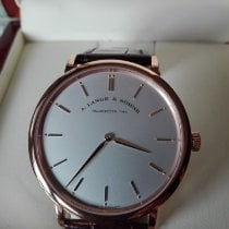 A. Lange & Söhne Red gold 40mm Manual winding 211.032 new