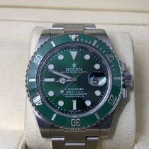 Rolex 116610LV Acero 2012 Submariner Date 40mm usados