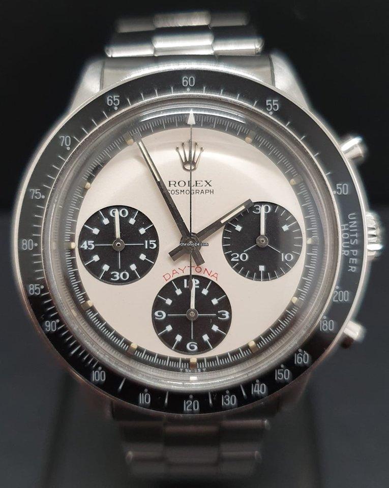 l'ultimo 938cf 94387 Rolex Daytona Paul Newman