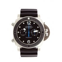 Panerai Luminor Submersible 1950 3 Days Automatic Titan 47mm Svart