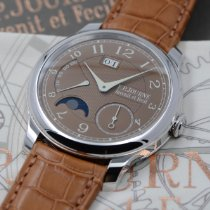 F.P.Journe Octa Platinum 40mm Brown Arabic numerals United States of America, Texas, Houston