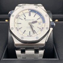 Audemars Piguet Royal Oak Offshore Diver new 2019 Automatic Watch with original box and original papers 15710ST.OO.A002CA.02