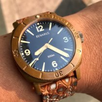 Benrus Bronze 44mm Automatic Moray Bronze 44 pre-owned