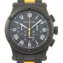 랄프 로렌 45mm 자동 K02360/RLR0236801 중고시계