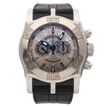 Roger Dubuis Easy Diver Steel 46mm Silver No numerals United States of America, Pennsylvania, Bala Cynwyd