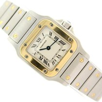 Cartier Santos Galbée 1057930 używany
