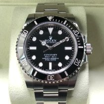 Rolex Steel 40mm Automatic 114060 pre-owned