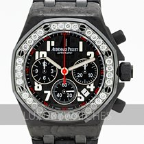 Audemars Piguet Royal Oak Offshore Lady 26267FS.ZZ.D002CA.01 Sehr gut Carbon 37mm Automatik