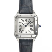 Cartier new Quartz 38mm Steel Sapphire Glass