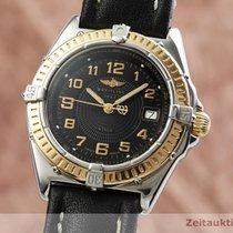 Breitling Gold/Steel 31.5mm Quartz D67050 pre-owned