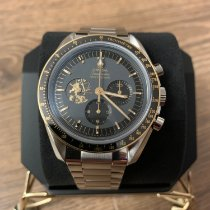 Omega 310.20.42.50.01.001 Stahl 2019 Speedmaster Professional Moonwatch 42mm neu
