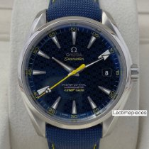 Omega Seamaster Aqua Terra Steel Blue No numerals United States of America, Kentucky, Lexington