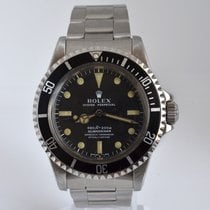 Rolex 5512 1977 Submariner (No Date) 40mm pre-owned