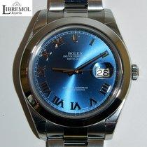 Rolex Datejust II Acero 41mm Azul Romanos España, Madrid