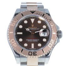 Rolex Yacht-Master 40 occasion 40mm Date Or/Acier