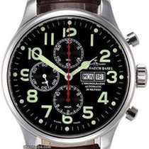 Zeno-Watch Basel OS Pilot 8557TVDD-pol-a1 Germany καινούριο