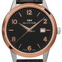 Glycine Classics Steel 42mm
