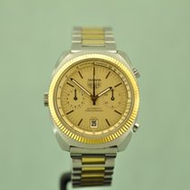Heuer pre-owned Automatic 39mm Gold Plexiglass