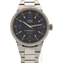 Oris Williams F1 Stainless Steel Watch 7560