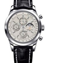 Breitling A1931012/G750 Transocean 1461 Chronograph in Steel...