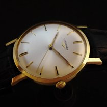Longines Solid Gold 18k Mechanical Century Edition