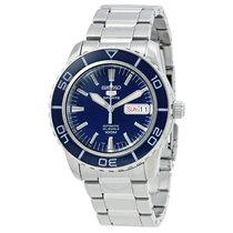 Seiko 5 Sports Steel 42mm Blue United States of America, New York, New York