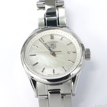 TAG Heuer Carrera White Mother of Pearl
