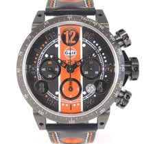 B.R.M BRM V8 44 Gulf Chronograph Full Set
