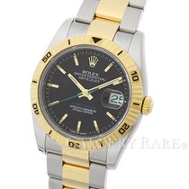 롤렉스 (Rolex) Datejust Turn-O-Graph Steel Yellow Gold 36MM...