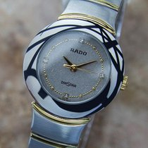 Rado Diastar Ladies 2000 Luxury Tungsten and Stainless St...