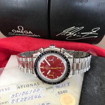 Omega Speedmaster Reduced Chronograph Ltd Edition M. Schumacher